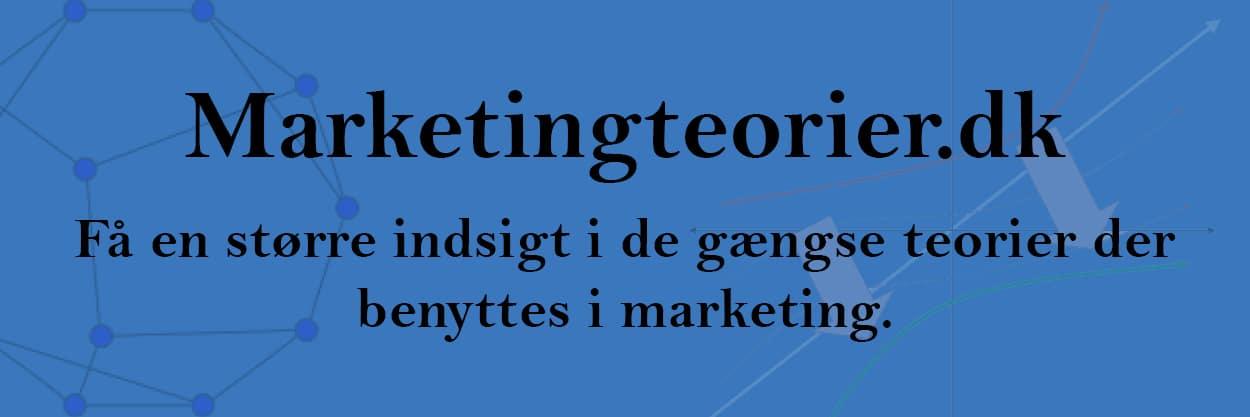 Marketingteorier